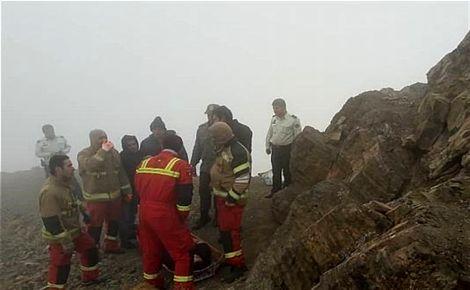 پیدا شدن جسد ۲جوان ۳۰ ساله در کوههای شهرستان کوهرنگ
