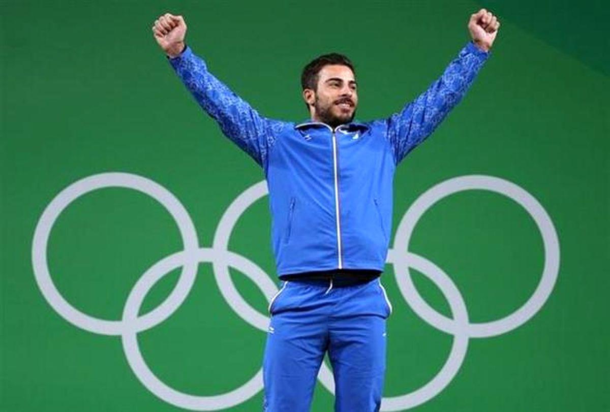 طلایی المپیک ایران بین بهترین های جهان قرار گرفت
