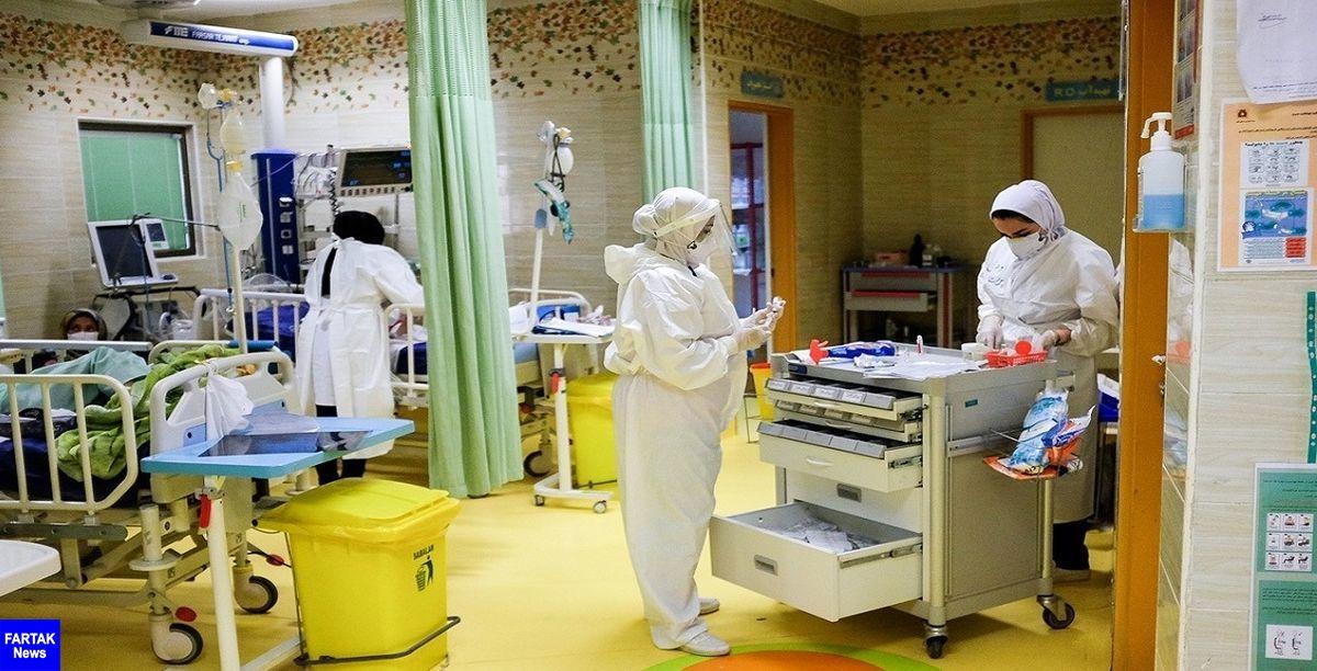 کرونا در ایران/ ۱۹۴ بیمار دیگر جان باختند