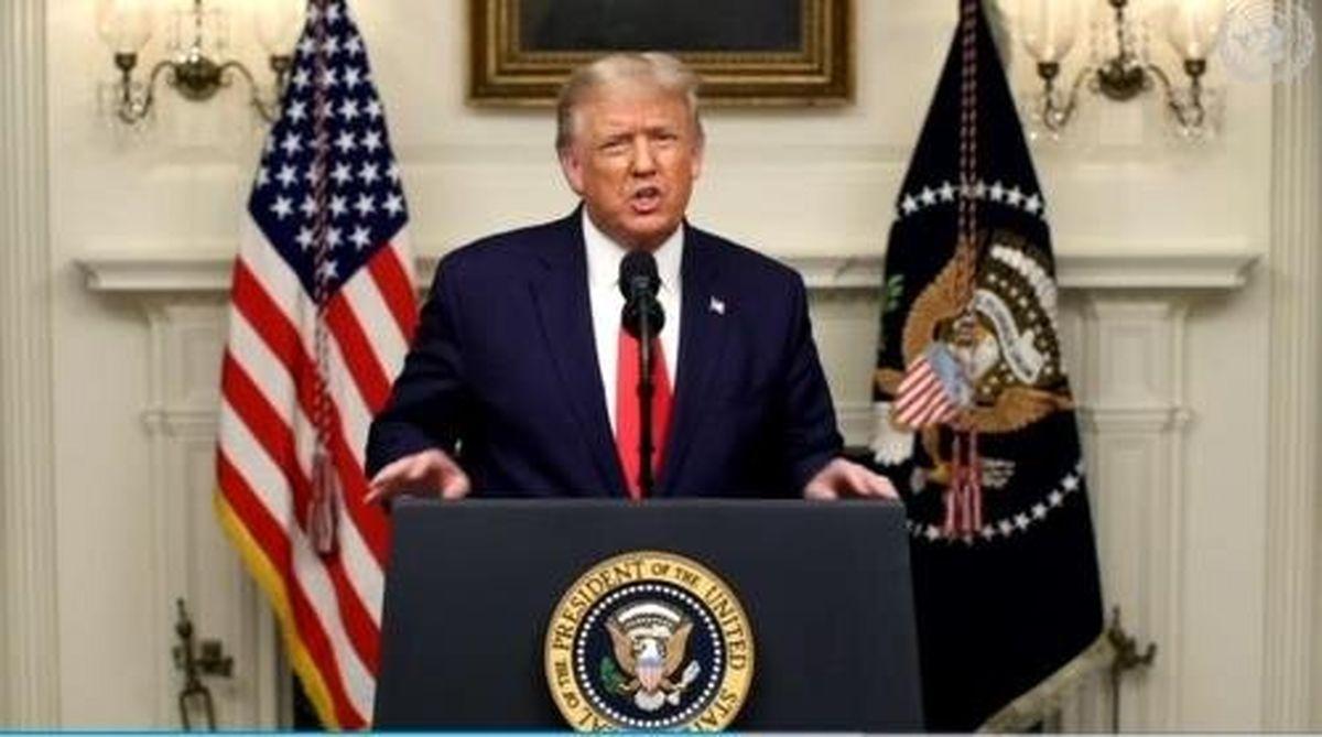 اظهارات تهدیدآمیز ترامپ علیه ایران