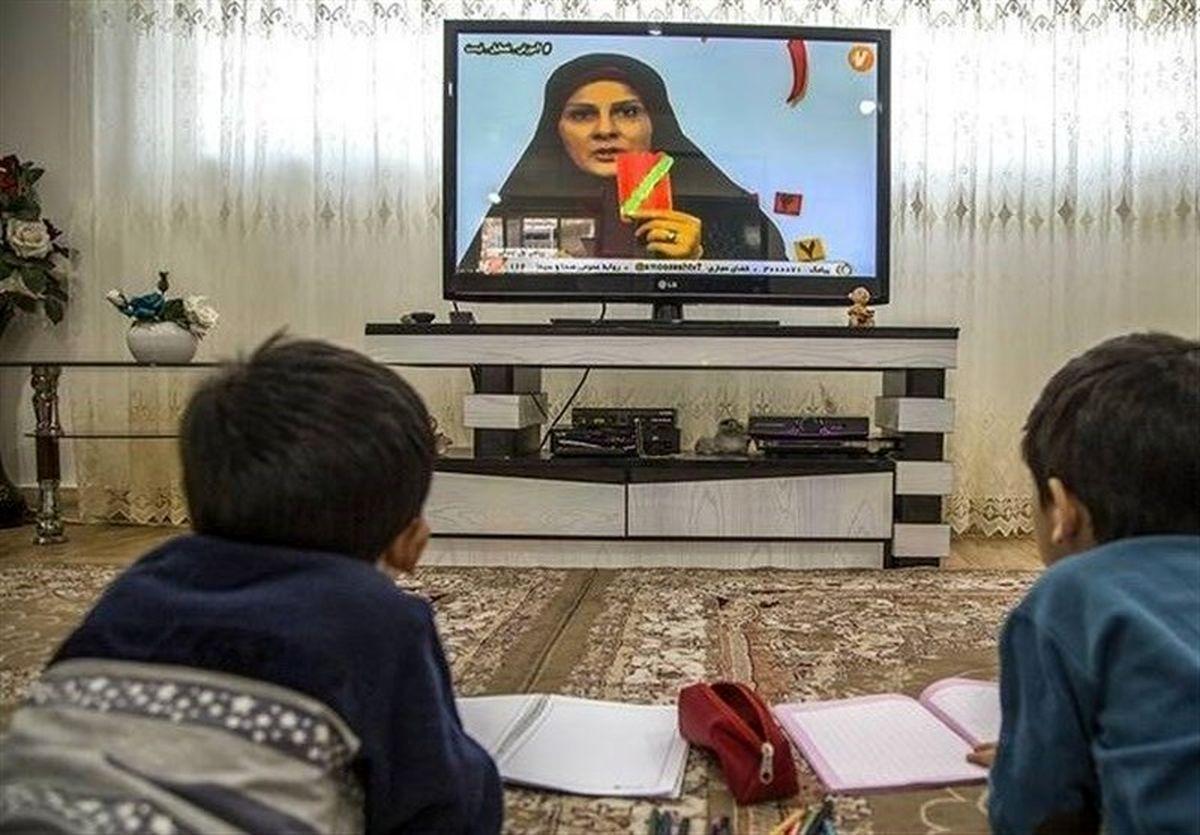 جدول زمانی آموزش تلویزیونی دانشآموزان شنبه ۱۰ آبان