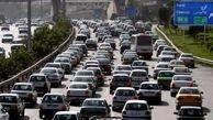 افزایش ۳۰ درصدی حجم ترافیک در محدوده طرح ترافیک در پنجشنبهها