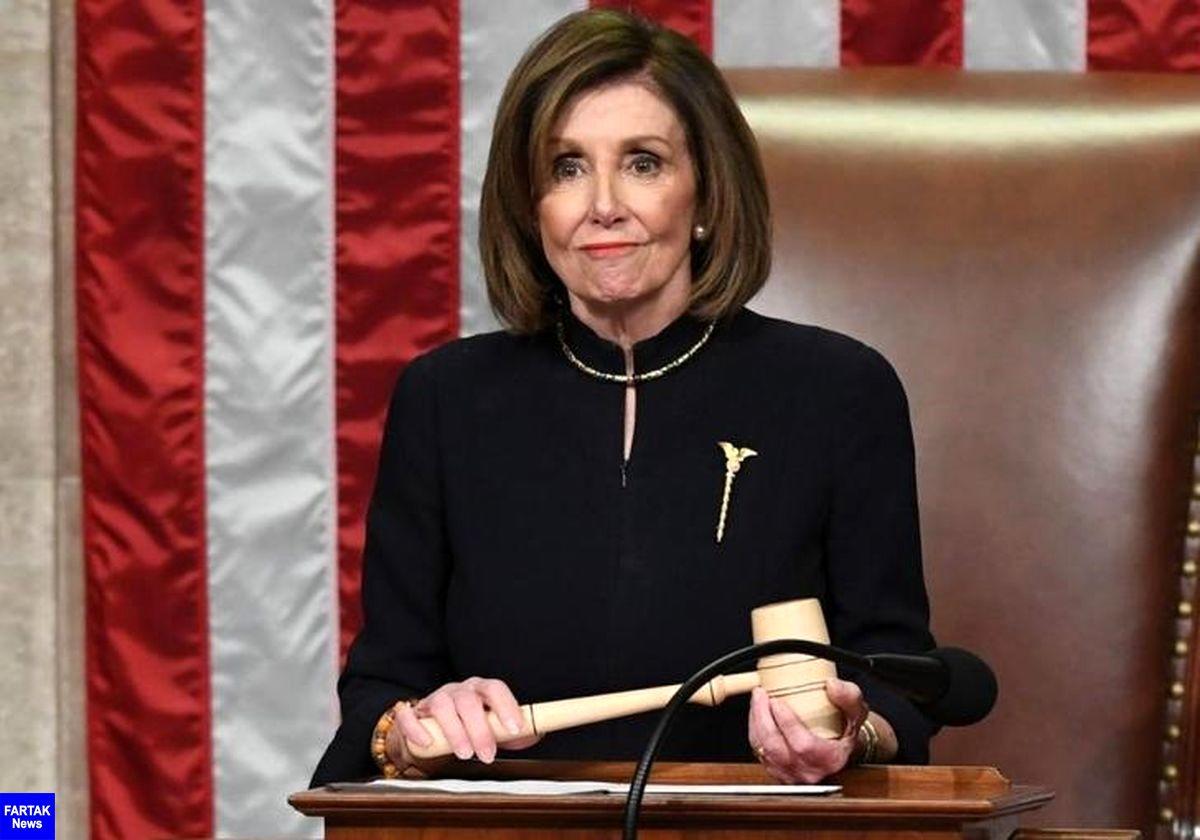 پلوسی دوباره رئیس مجلس نمایندگان آمریکا شد