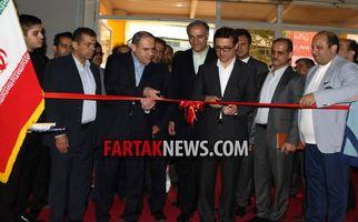 افتتاحیه اولین نمایشگاه بین المللی کار ایران به روایت تصویر
