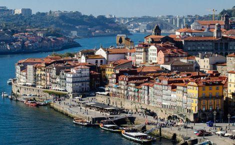 پورتو شهری دیدنی و زیبا در پرتغال