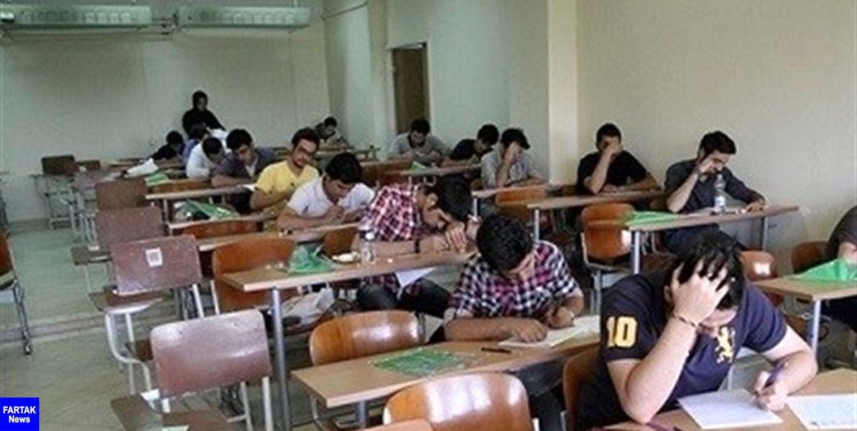 194 حوزه امتحانی در کرمانشاه برای برگزاری امتحانات نهایی آماده شدند