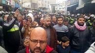 تظاهرات اردنیها علیه رژیم صهیونیستی