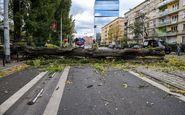 4 کشته و 18 زخمی بر اثر طوفان در لهستان