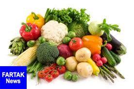 مصرف کم میوه و سبزی خطر چاقی را به دنبال دارد