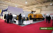 گزارش تصویری از یازدهمین نمایشگاه بین المللی قیر و آسفالت، عایق ها و ماشین آلات وابسته
