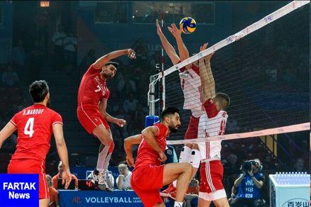 شکست تیم ملی والیبال ایران مقابل لهستان/ دیدار سرنوشت ساز با برزیل
