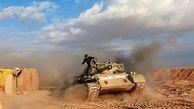 عملیات فراگیر «حشد شعبی» در الأنبار