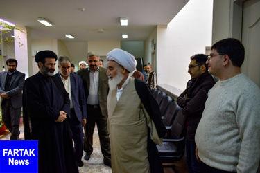 تذکر  آیتالله علما نمایندهولیفقیه در استان کرماشاه به نمایندگان مجلس شورای اسلامی