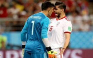 ماجرای درگیری عجیب عزتاللهی بیرانوند در جام جهانی