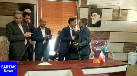تغییر مدیریت بعد از ۱۰سال در سازمان انتقال خون کرمانشاه