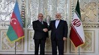پیام تبریک رئیس مجلس عالی جمهوری خودمختار نخجوان به ظریف