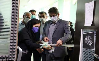 گزارش تصویری افتتاح ششمین استودیوی تولید محتوای آموزشی در دبیرستان دخترانه فرزانگان کرمانشاه