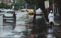 پیش بینی باران برای ۵ استان/ تهران خنکتر میشود