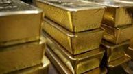 افزایش 9 دلاری قیمت طلا با کاهش شاخص درآمد خزانه داری آمریکا