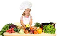 غذاهای مناسب برای کودکان دو تا سه سال + فیلم