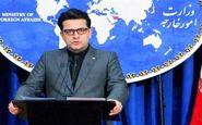 موسوی: دروغگویی، اتهامزنی و نفرت پراکنی از عناصر اصلی سیاست خارجی آمریکا است