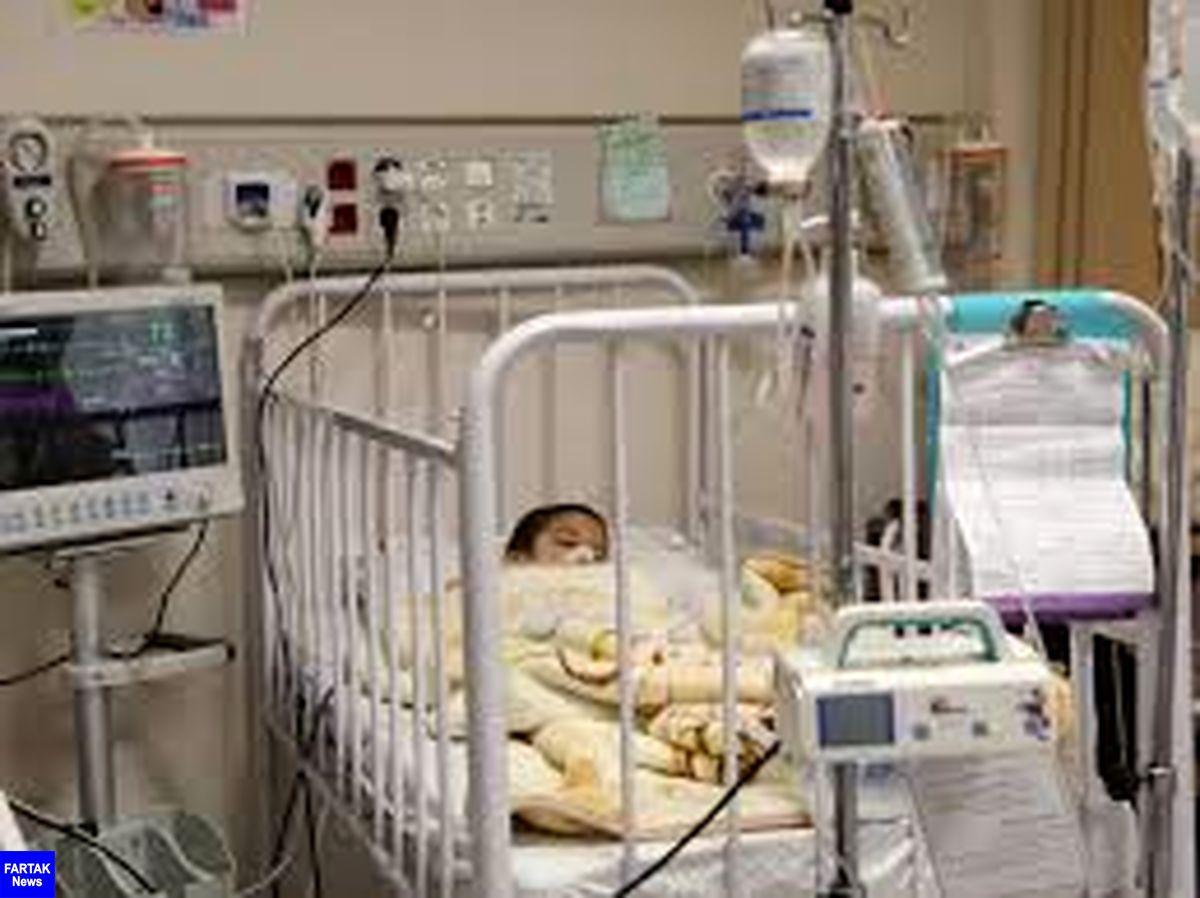 ۱۲ کودک کرونایی در خوزستان در دوره شیوع این بیماری فوت کردند