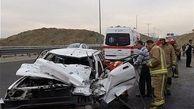 ۵ کشته و مصدوم در محور قدیم ساوه به همدان