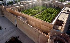 معماری بینظیر بناهای زندیه در شیراز + فیلم