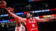 تبریک سایت جهانی برگزاری المپیک به بسکتبال ایران + عکس