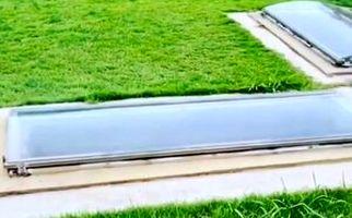 قبرهای شیشهای + فیلم