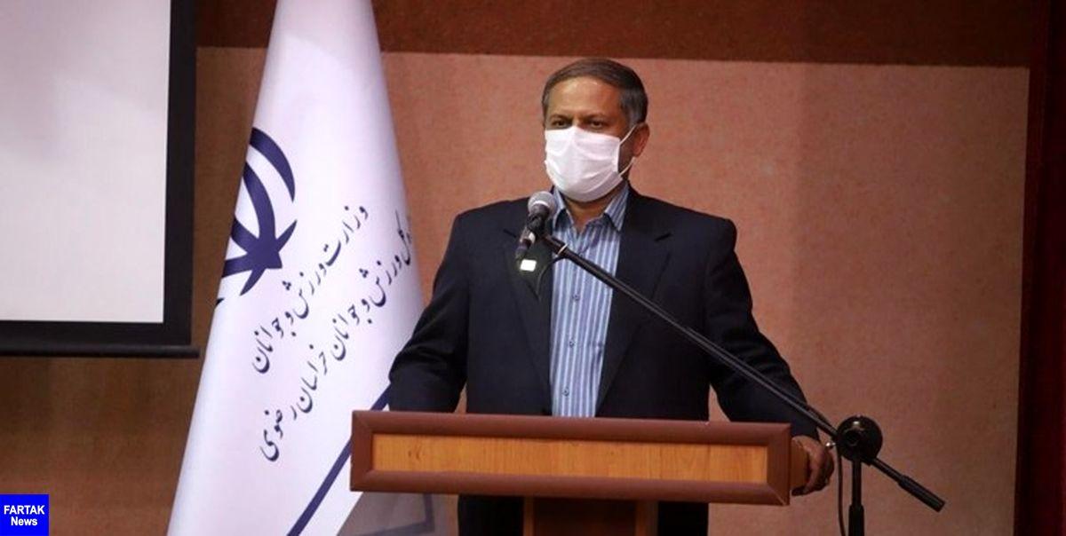 انتصاب رضا آذریان به عنوان مشاور عالی رئیس فدراسیون ورزشهای همگانی
