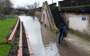 طوفان برق هزاران خانوار فرانسوی را قطع کرد
