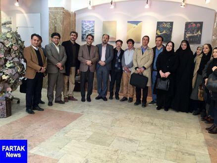 میزبانی اسلامشهر برای اولین بار در یازدهمین دوره جشنواره هنرهای تجسمی فجر