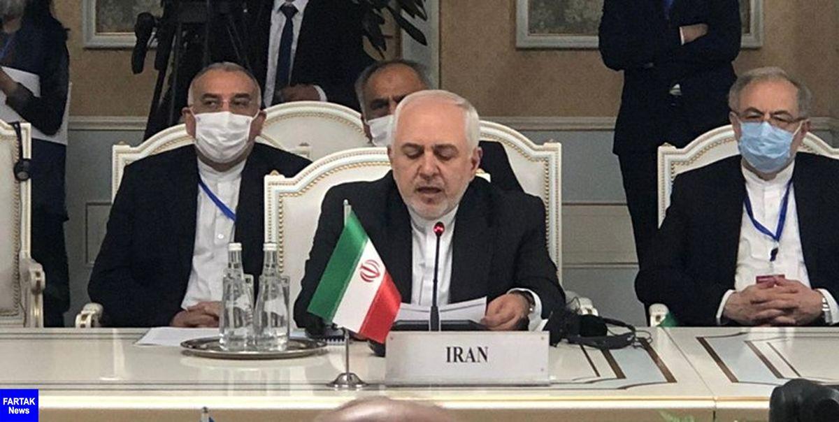 دعوت ظریف از سازمان ملل برای تسهیل مذاکرات بین الافغانی