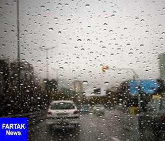 هواشناسی؛ احتمال رگبار پراکنده در 2 استان