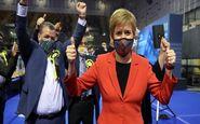 احزاب طرفدار استقلال اسکاتلند اکثریت کرسیهای پارلمان را بدست آوردند