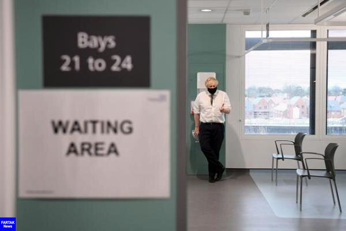 نخست وزیر انگلیس از برقراری مجدد و سرسختانه قرنطینه خبر داد