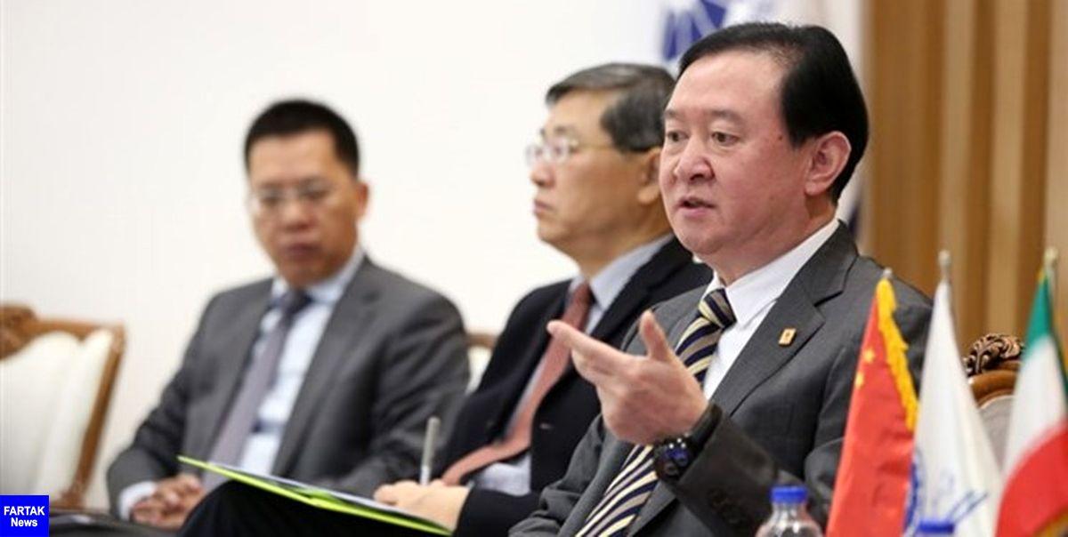 سفیر چین در ایران: چین از جامعه جهانی میخواهد از منافع اقتصادی قانونی ایران محافظت کنند