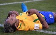 غیبت عجیب نیمار در تمرینات تیم ملی برزیل