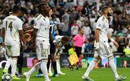 شکست رئال مادرید ۱۰ نفره در لالیگا/ بارسلونا صدرنشین شد