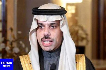 عربستان سعودی بار دیگر مدعی حمایت از فلسطین شد