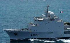 رزمایش دریایی مصر و فرانسه آغاز شد