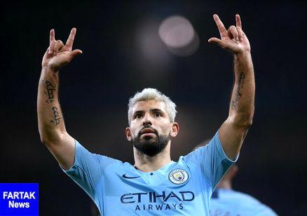 آگوئرو: امیدواریم بتوانیم با کمک مسی جام را بالای سر بریم