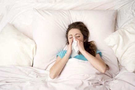 وقتی در طول فصل 2بار آنفولانزا می گیریم