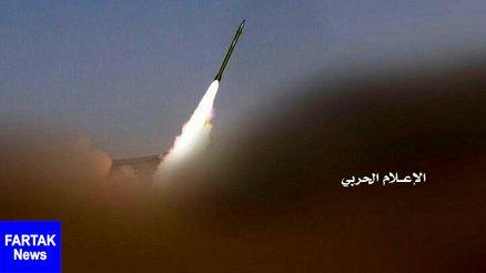 حمله بالستیکی انصارالله یمن به نجران عربستان