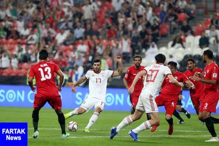 مهدی طارمی: مهم پیروزی ایران است