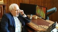 ظریف در گفتوگوی تلفنی با همتای انگلیسی: در نشست وین سازنده ظاهر شوید