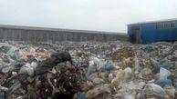 وضعیت قرمز زباله در رودسر