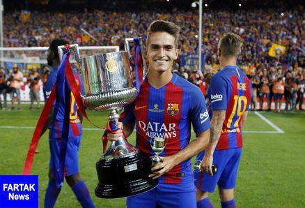 سوارز به دنبال جدایی از بارسلونا در ژانویه