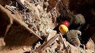 انفجار گاز واحد مسکونی در «دینارآباد» شهریار